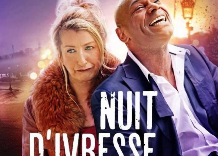 Nuit D'ivresse Avec Elisabeth Buffet Et Denis Marechal � Paris 8�me