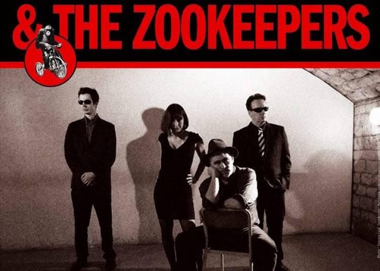 David Rosane & The Zookeepers, Demolition Party et Altamira � Paris 20�me