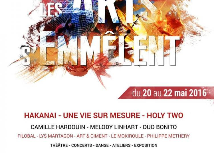 Festival Les Arts s'Emm�lent 2016
