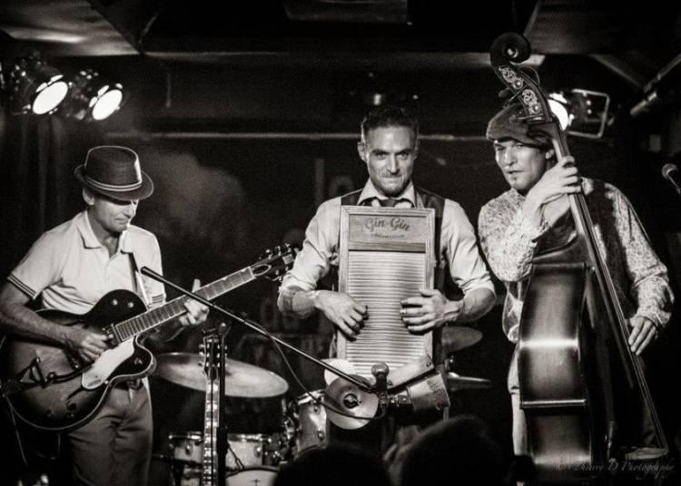Charlaz Trio � Bordeaux