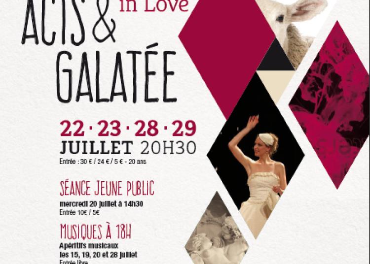 Acis & Galat�e, Haendel in Love 2016