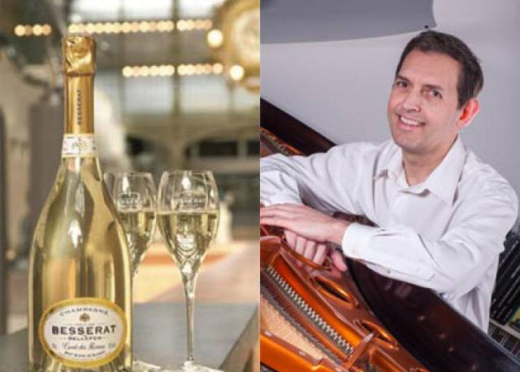 D�gustation Jazz & Champagne � Paris 6�me