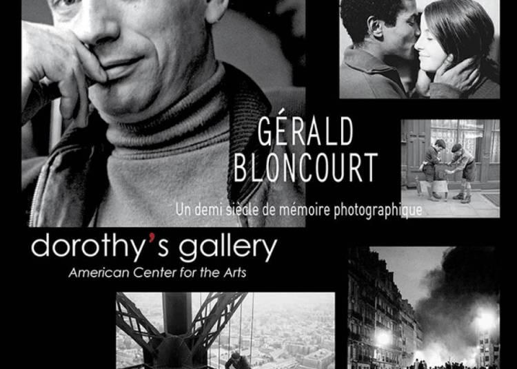 G�rald Bloncourt : Un demi-si�cle de m�moire photographique � Paris 11�me