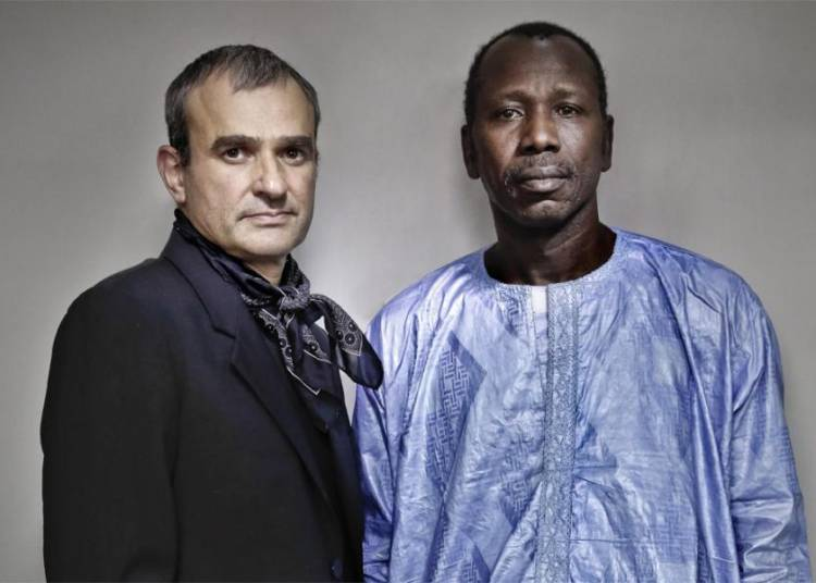 Ballak� Sissoko & Vincent Segal � Clermont