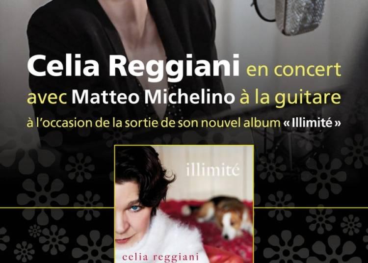 Celia Reggiani � Paris 19�me