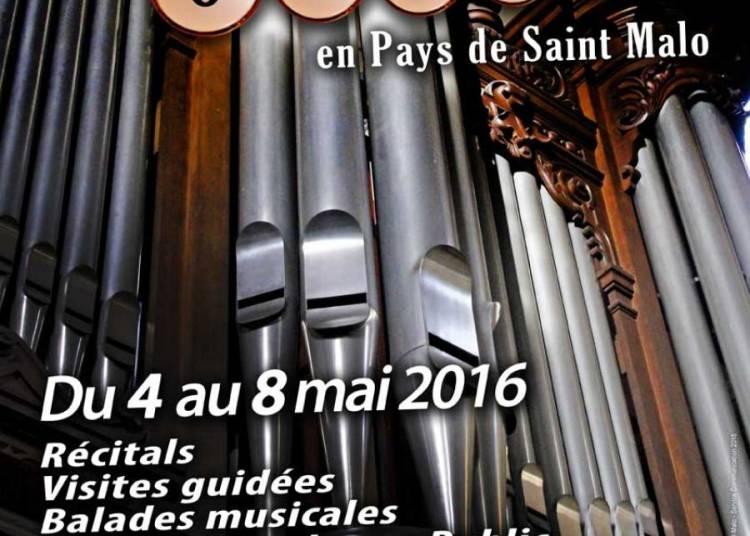 Route des orgues en Pays de Saint Malo 2016
