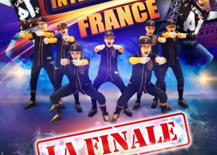La Finale Du Hip Hop International � Paris 17�me