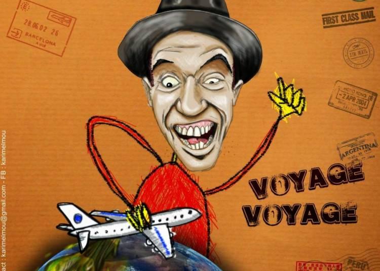 Six-sous, Voyage � Vienne