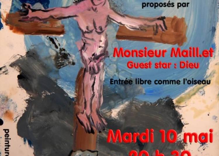 Soir�e Blasph�me - M.maill.et � Paris 11�me