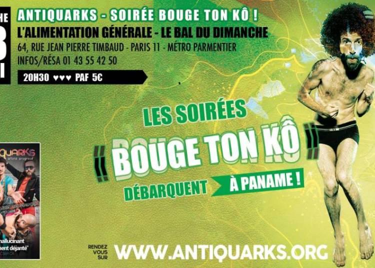 Soir�e Bouge ton K� � Paris 11�me