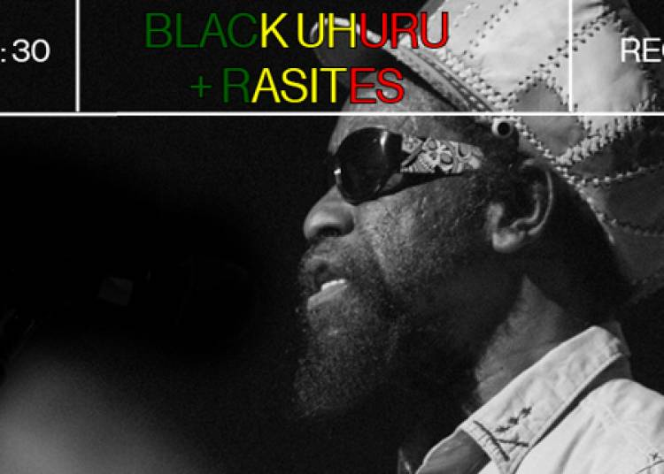 Iboat Concert: Black Uhuru, Rasites � Bordeaux
