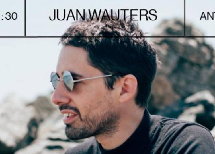 Juan Wauters � Bordeaux