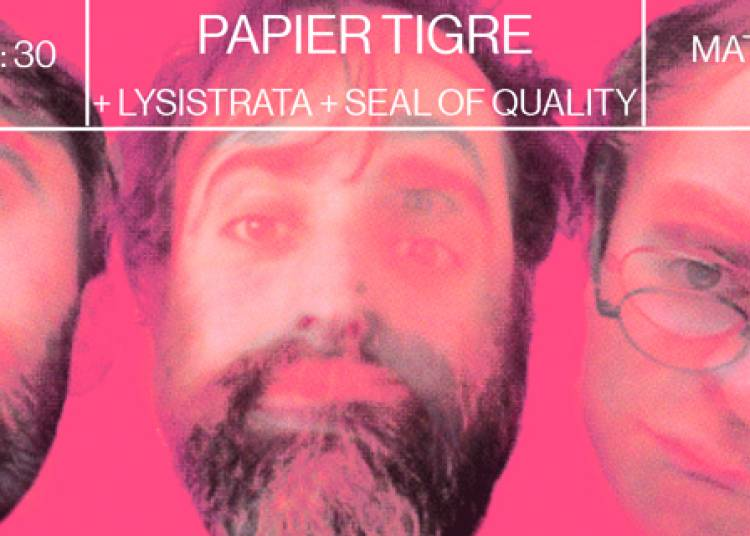 Papier Tigre � Bordeaux
