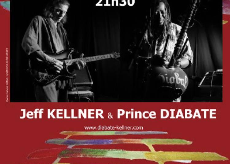 Duo Prince Diabate, Jeff Kellner � Marseille (Afriki Djigui Th�atri)