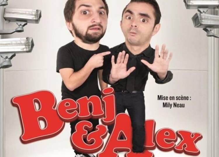 Benj Et Alex Sous Surveillance � Paris 2�me