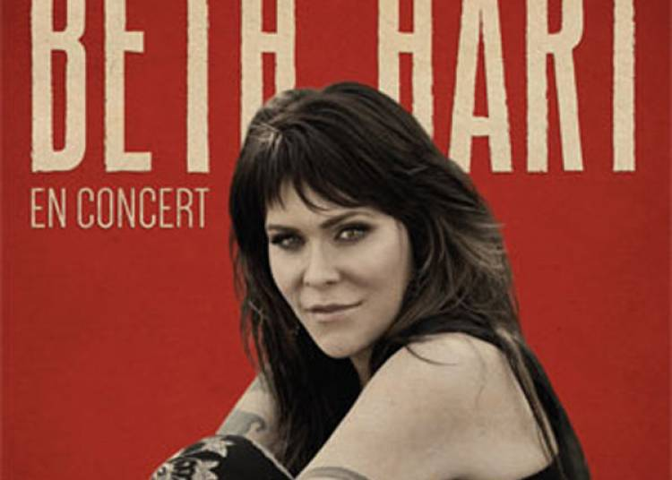 Beth Hart � Aix en Provence