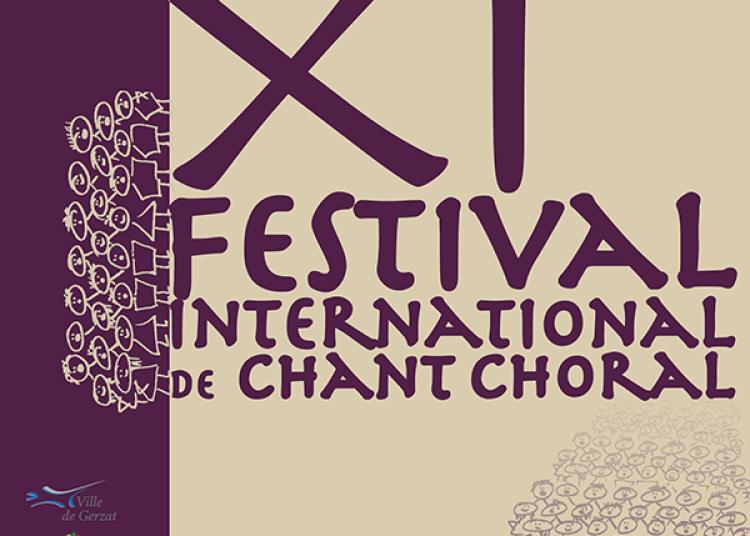 Festival international de chant choral 2016