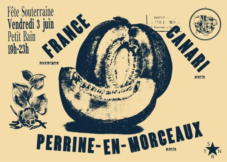 France et Canari � Paris 13�me