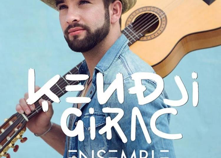 Kendji Girac � Rennes