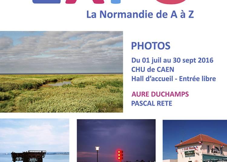 La Normandie de A � Z � Caen