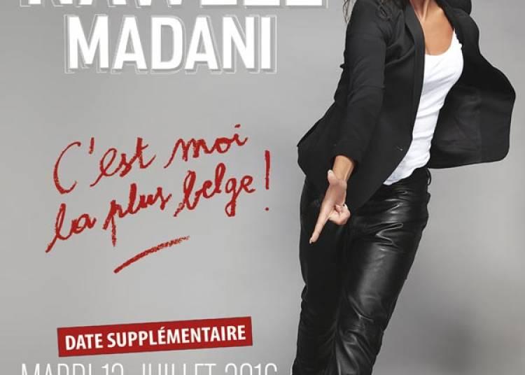 Nawell Madani � Paris 9�me