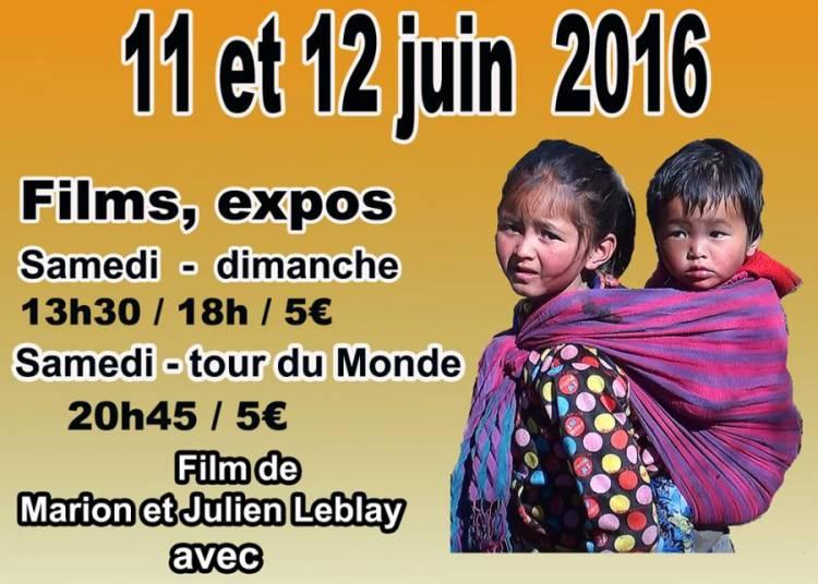 Festival du voyage Montfarvillais � Quettehou 2016
