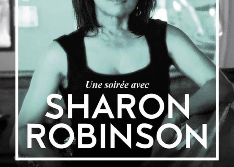 Sharon Robinson � Paris 10�me