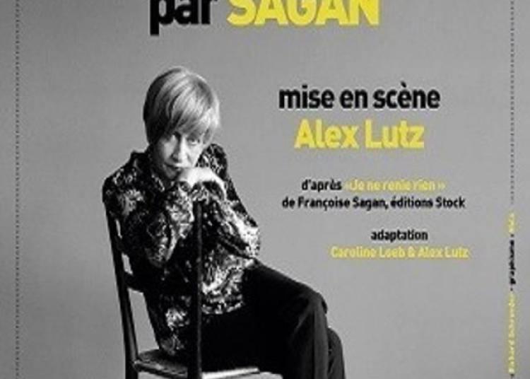 Francoise Par Sagan � Paris 3�me