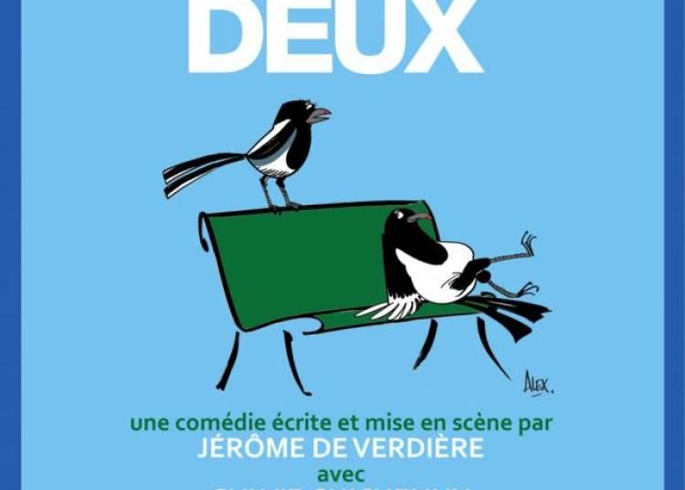 Un Banc Pour Deux � Paris 10�me