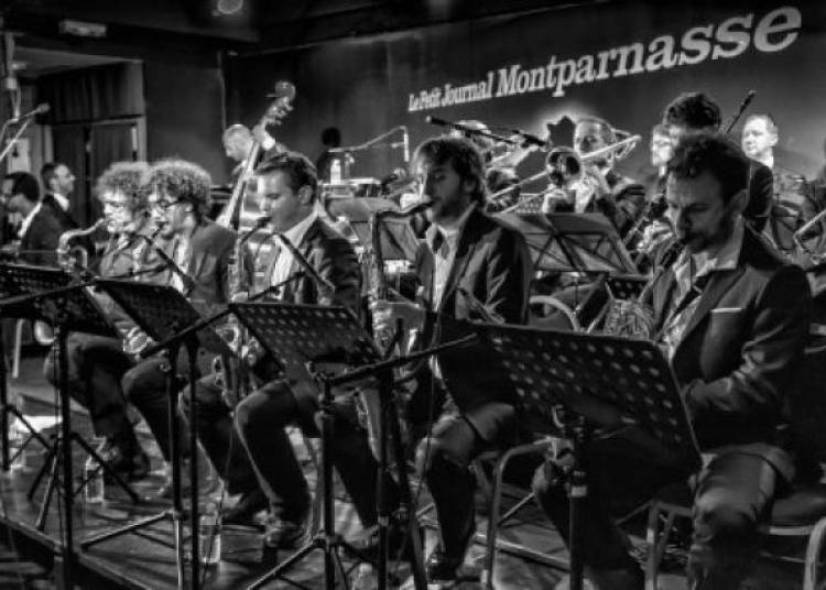 Le Pjm Orchestra Version Big Band � Paris 14�me