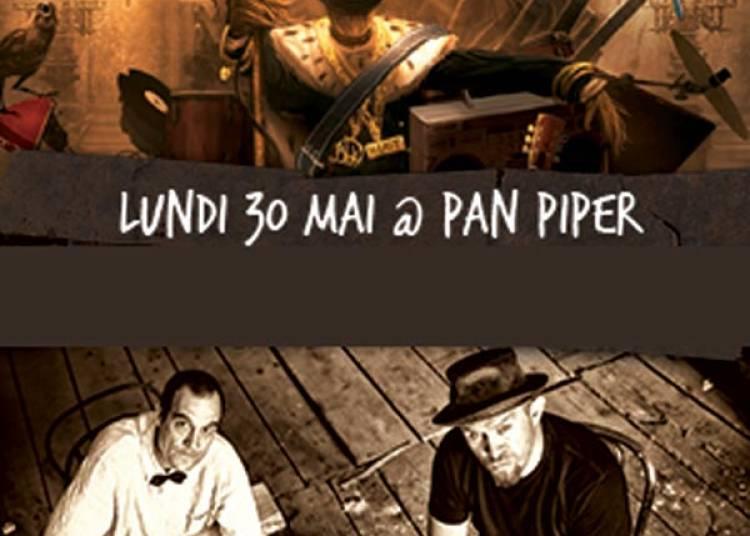 Scarecrow et Mountain Men � Paris 11�me