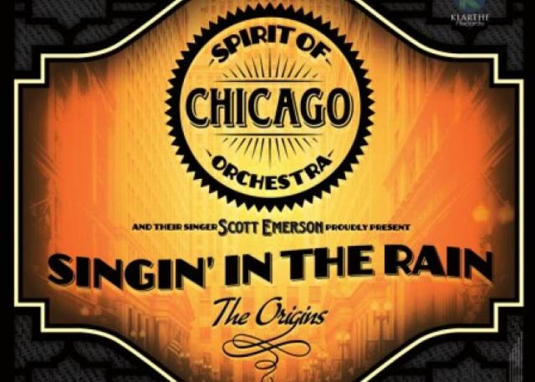Spirit Of Chicago Orchestra et Smoking Mouse � Paris 14�me