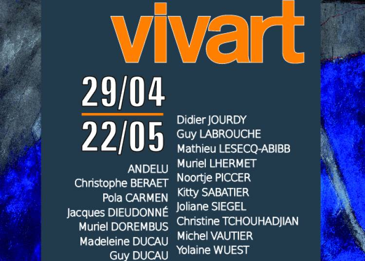 VIVART exposition d'art contemporain � Albi