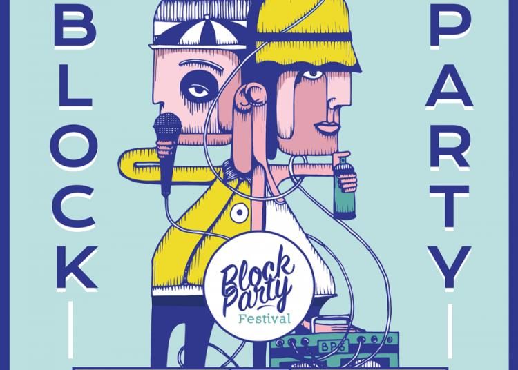 Festival Block Party 6 2016