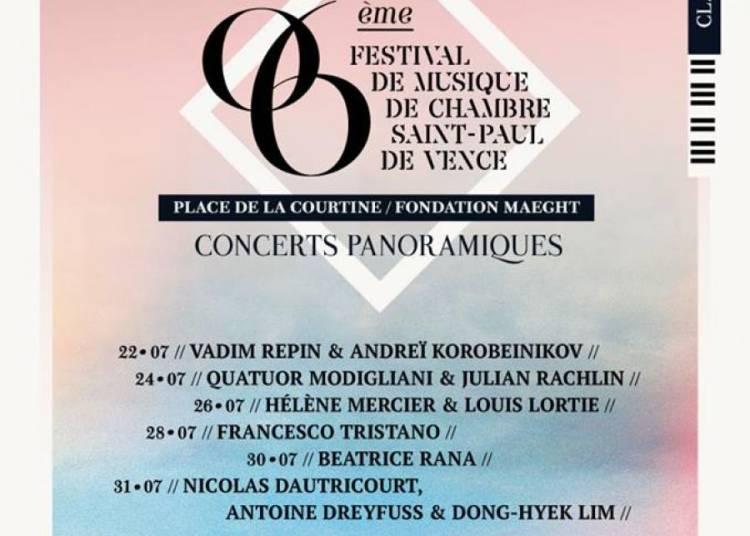 Festival de Musique de Chambre de Saint-Paul de Vence 2016