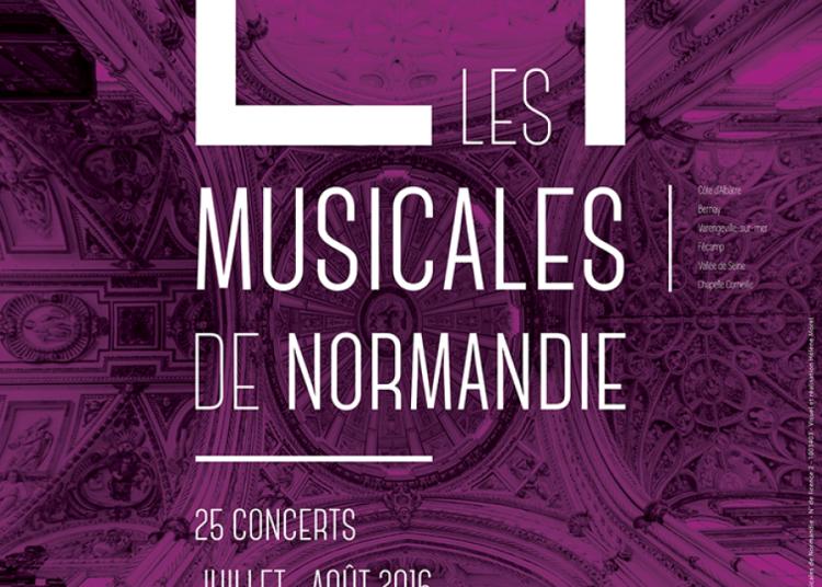 Les Musicales de Normandie 2016