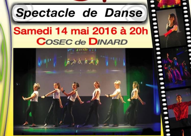 Spectacle de danse et fitness � Dinard