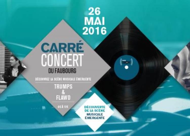Carr�-concert Du Faubourg #3 � Paris 3�me