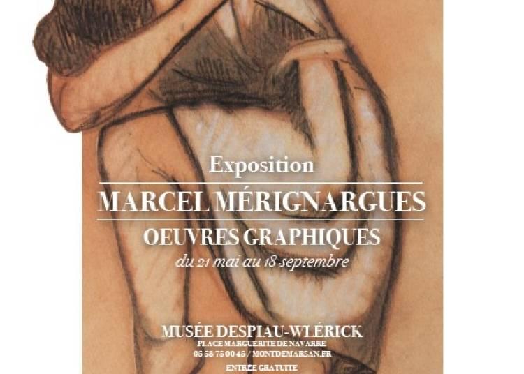 Marcel M�rignargues (1884-1965) - oeuvres graphiques � Mont de Marsan