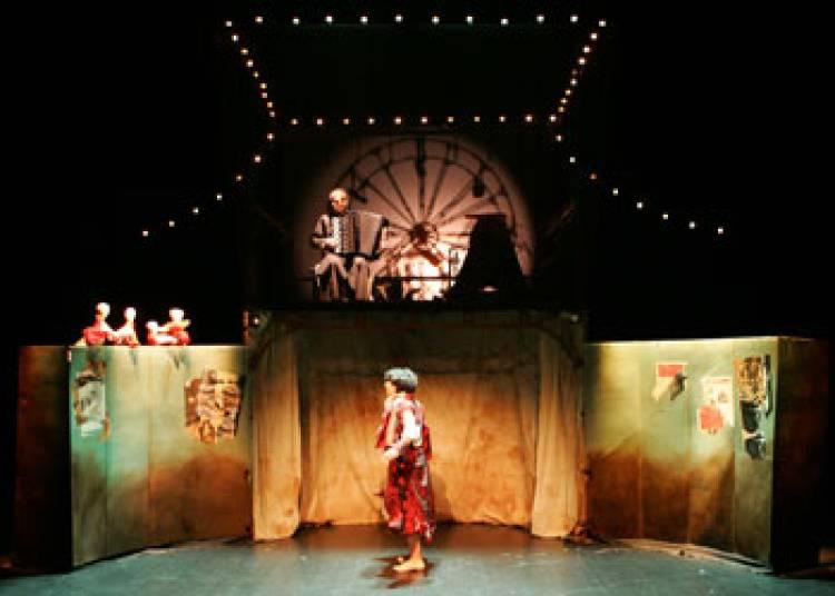 Mon cirque � Orsay