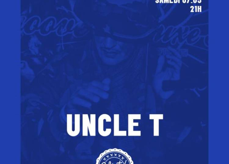 Dj Set Uncle T � Paris 19�me