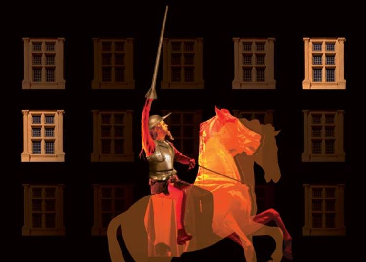 Don Quichotte � Grignan