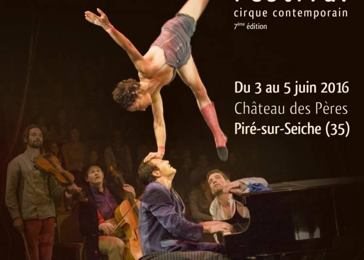 Festival Cirque Ou Presque 2016