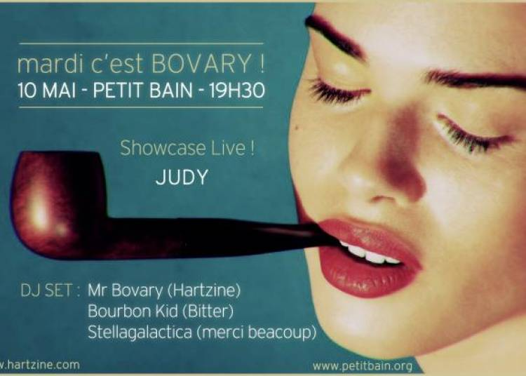 Mardi, C'est Bovary ! � Paris 13�me