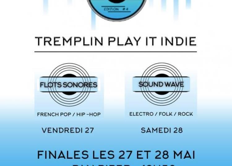 Tremplin Play It Indie � Paris 11�me