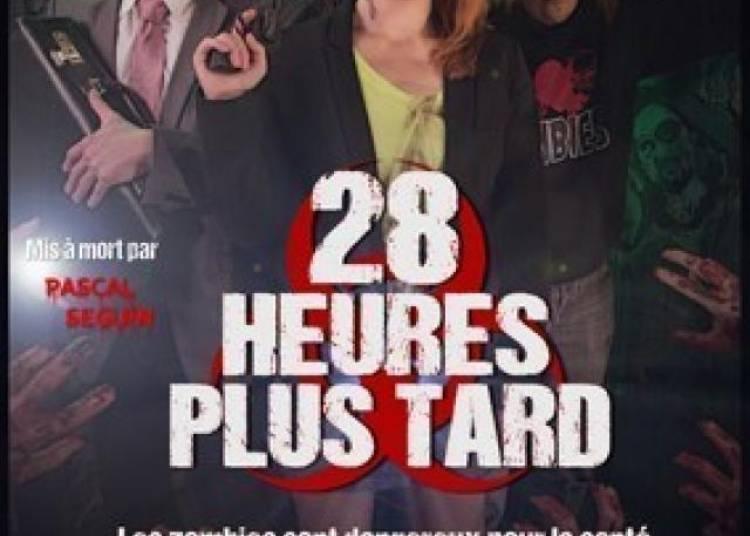 28 Heures Plus Tard � Paris 18�me