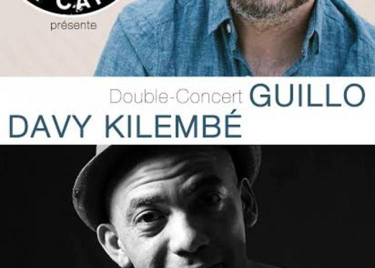 Davy Kilemb� et Guillo � Paris 13�me