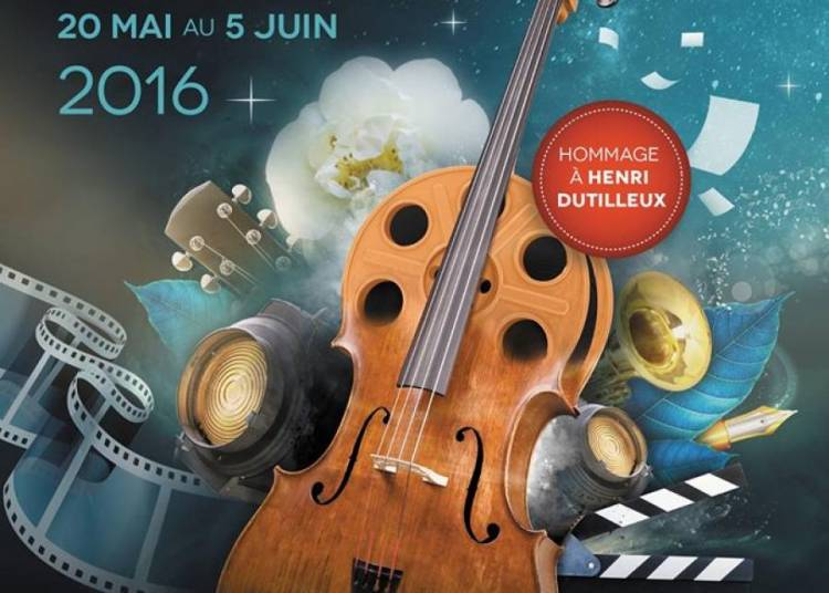 Festival de violoncelle de Beauvais 2016
