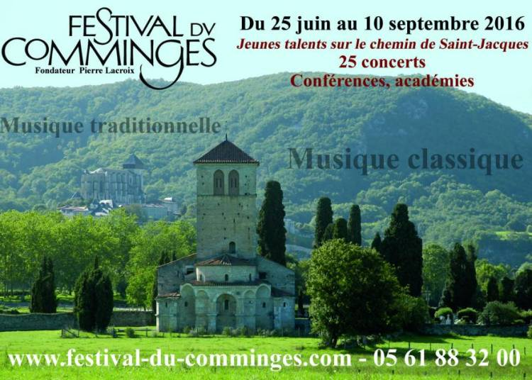 Festival du Comminges 2016