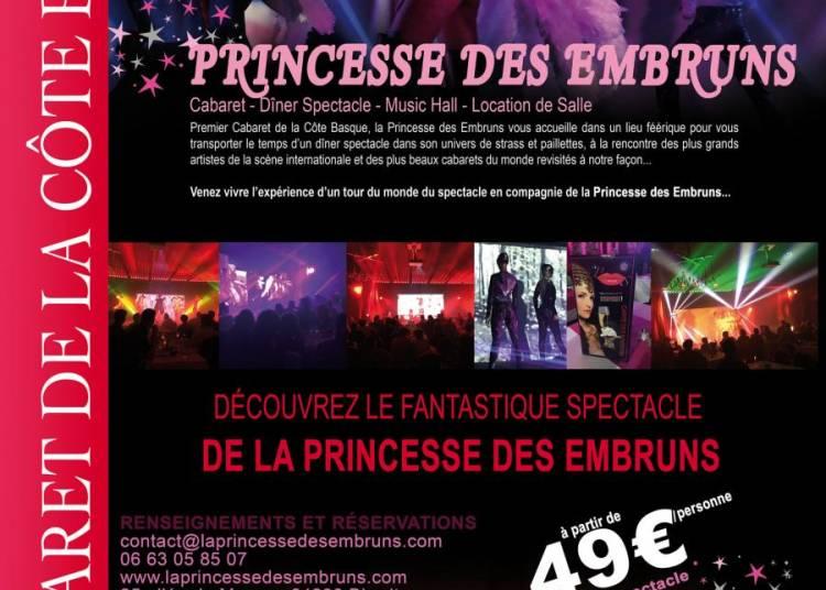 La Princesse des Embruns Biarritz